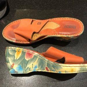 Born Floral Sandals